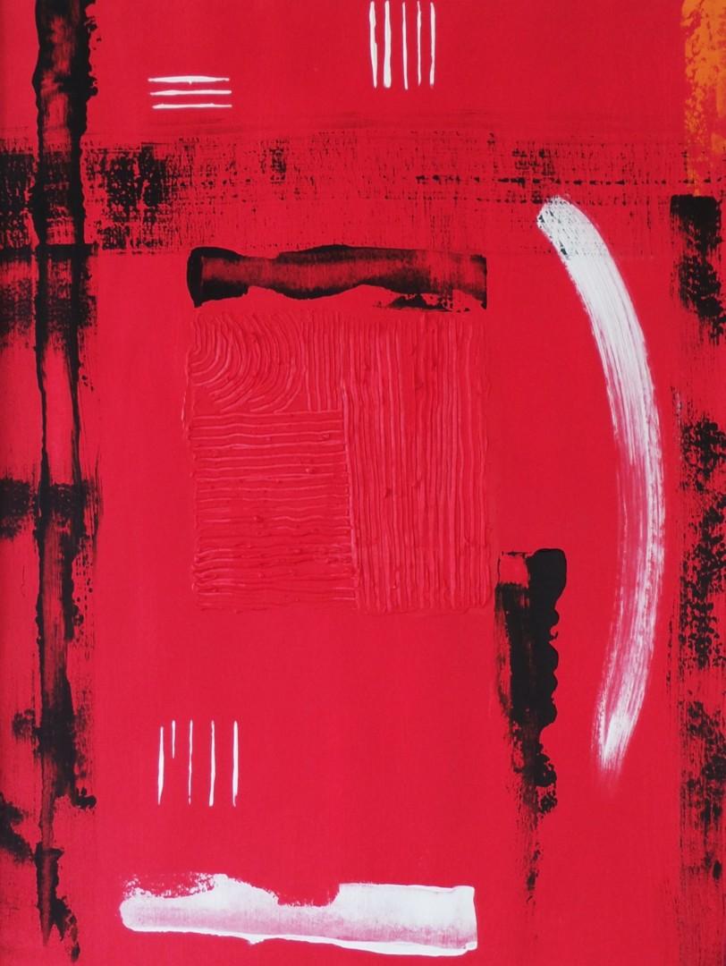 Guillaume Robic - Carré rouge