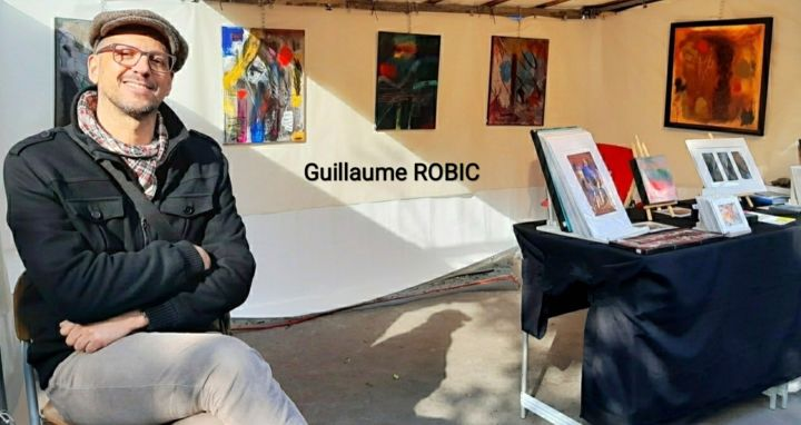 Guillaume Robic ©2021